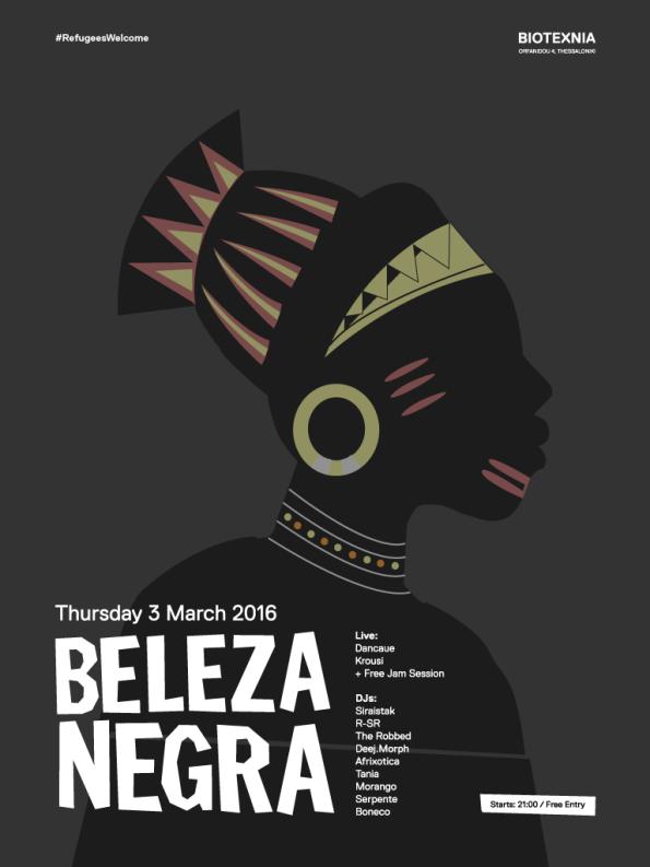 Beleza Negra - Poster